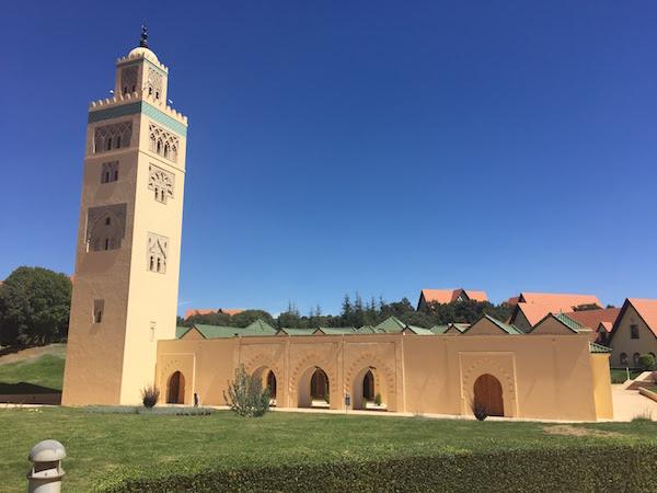 Al Akhawayn University in Morocco.