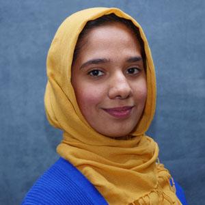 Headshot of Anum Chaudhry