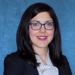 Headshot of Diana E. Páez