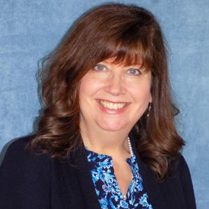 Headshot of Julie Rhodes