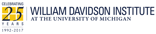 Return to the William Davidson Institute homepage