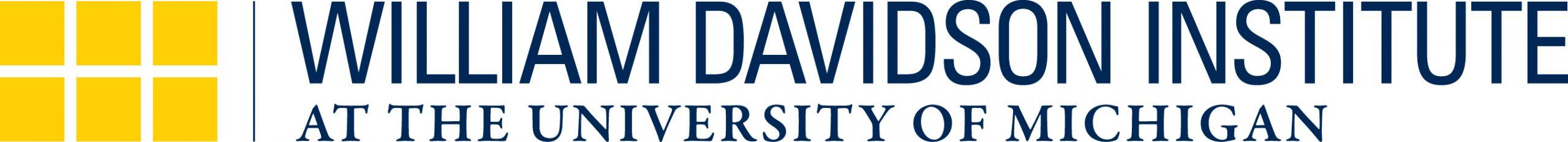 William Davidson Institute logo