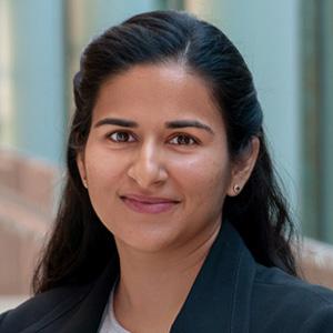 Headshot of Yaquta Kanchwala Fatehi