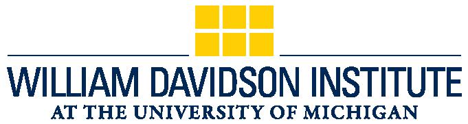 The William Davidson Institute Logo